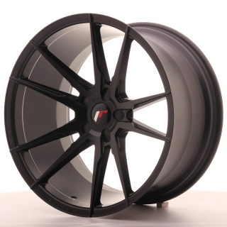 JR21 11x20 5x114,3 ET20-30 MATT BLACK