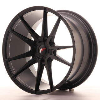 JR21 11x20 5x114,3 ET30-50 MATT BLACK