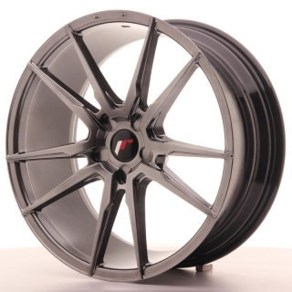 JR21 8,5x20 5x114,3 ET20-40 HYPER BLACK