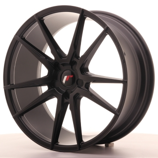 JR21 8,5x20 5x108 ET20-40 MATT BLACK