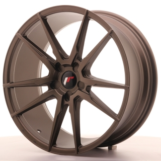 JR21 8,5x20 5x114,3 ET20-40 MATT BRONZE