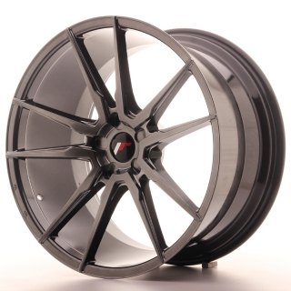 JR21 11x21 5x114,3 ET15-55 HYPER BLACK