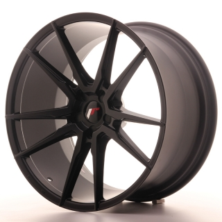 JR21 11x21 5x130 ET15-55 MATT BLACK