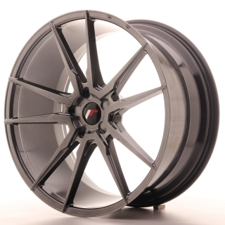 JR21 10,5x22 5x112 ET15-50 HYPER BLACK