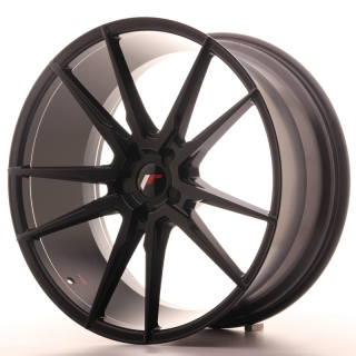 JR21 10,5x22 5x112 ET15-50 MATT BLACK