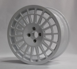 CINEL FORGED type HF 8x17 4x98 ET33 SILVER 9,2kg