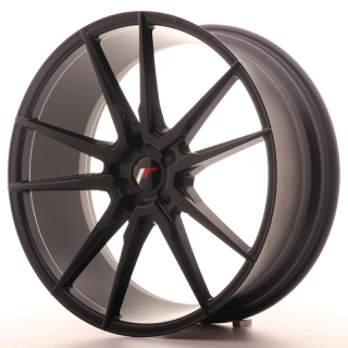 JR21 9x22 5x112 ET30-45 MATT BLACK