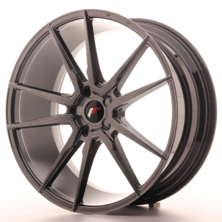 JR21 9,5x22 5x112 ET30-45 HYPER BLACK