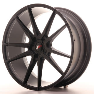 JR21 9,5x22 5x112 ET30-45 MATT BLACK