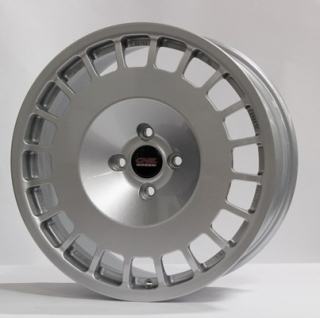 CINEL FORGED type RS 8x18 4x108 ET25 SILVER 9,2kg