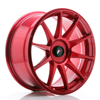 JR11 8,5x18 5x105 ET35-40 PLATINUM RED