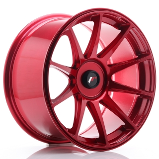JR11 9,5x18 5x105 ET20-30 PLATINUM RED