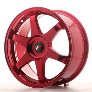 JR3 8x18 5H BLANK ET20-40 PLATINUM RED
