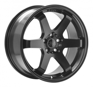 1AV ZX6 8,5x18 5x100 ET40 SATIN BLACK