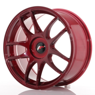JR29 8,5x18 4x108 ET20-40 PLATINUM RED