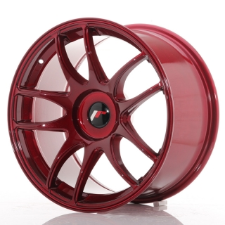 JR29 9,5x18 4x108 ET20-40 PLATINUM RED