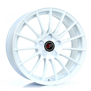 2FORGE ZF1 8x17 4x98 ET10-58 WHITE