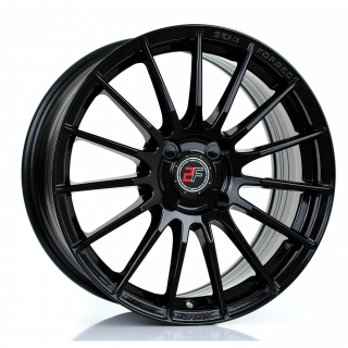2FORGE ZF1 8x17 4x98 ET10-58 GLOSS BLACK