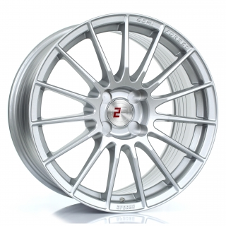 2FORGE ZF1 9x17 4x98 ET10-50 SILVER