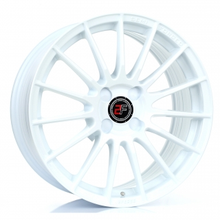 2FORGE ZF1 8x17 4x100 ET10-58 WHITE
