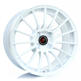 2FORGE ZF1 9x17 4x100 ET10-50 WHITE