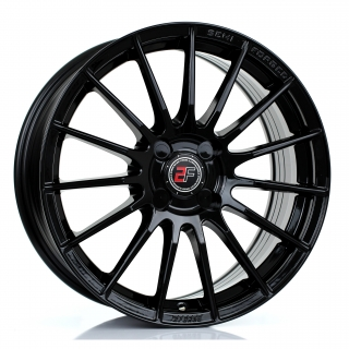 2FORGE ZF1 7,5x17 4x100 ET10-51 GLOSS BLACK