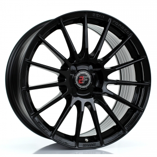 2FORGE ZF1 9x17 4x108 ET10-50 GLOSS BLACK