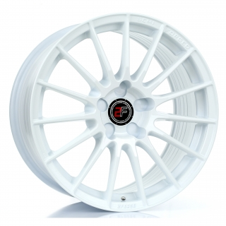 2FORGE ZF1 9x17 5x108 ET10-50 WHITE