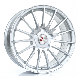 2FORGE ZF1 8x17 5x108 ET10-58 SILVER