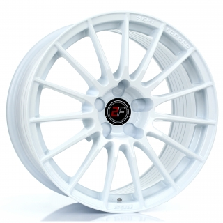 2FORGE ZF1 9,5x17 5x112 ET0-45 WHITE