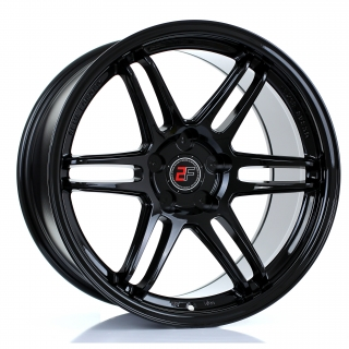 2FORGE ZF5 10x18 5x105 ET0-38 GLOSS BLACK