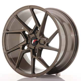 JR33 9,5x19 5x105 ET20-45 BRONZE