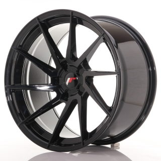 JR36 10,5x20 5x127 ET10-30 GLOSS BLACK