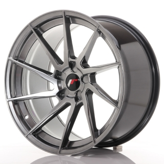 JR36 10,5x20 5x114,3 ET10-30 HYPER BLACK