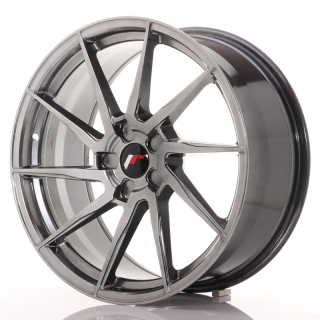 JR36 9x20 5x114,3 ET15-38 HYPER BLACK