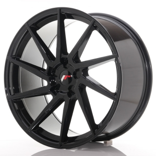 JR36 10,5x22 5x114,3 ET15-55 GLOSS BLACK