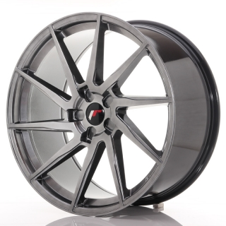 JR36 10,5x22 5x114,3 ET15-55 HYPER BLACK