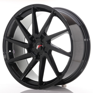 JR36 10x23 5H BLANK ET30-55 GLOSS BLACK
