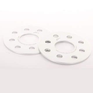 JRWS1 Spacers 5mm 4x100/108 57,1 Silver