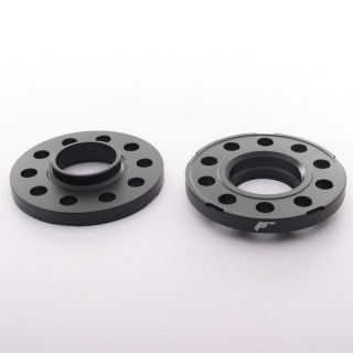 JRWS2 Spacers 15mm 4x108 65,1 65,1 BLACK
