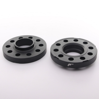 JRWS2 Spacers 20mm 5x100/112 57,1 57,1 BLACK