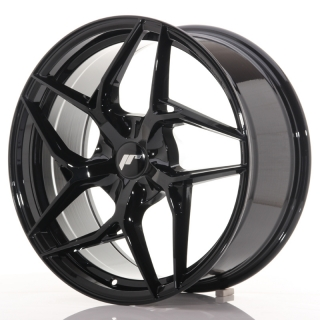 JR35 8,5x19 5H BLANK ET20-45 GLOSS BLACK