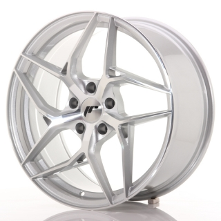 JR35 8,5x19 5x108 ET35-45 SILVER MACHINED