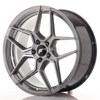 JR34 8,5x19 5x114,3 ET20-40 HYPER BLACK