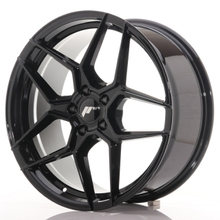 JR34 8,5x19 5x112 ET40 GLOSS BLACK