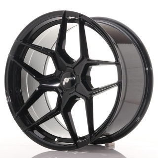 JR34 9,5x19 5x114,3 ET20-40 GLOSS BLACK