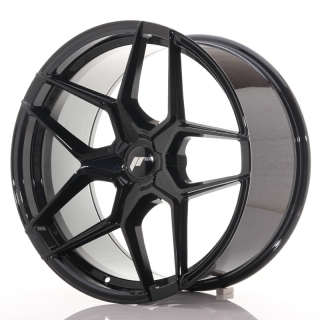 JR34 10x20 5x120 ET20-40 GLOSS BLACK