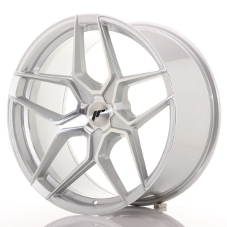 JR34 10x20 5x120 ET20-40 SILVER MACHINED