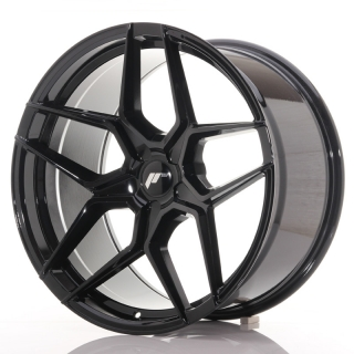 JR34 10,5x20 5x120 ET20-35 GLOSS BLACK