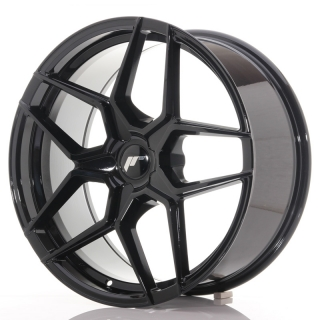 JR34 9x20 5x127 ET20-40 GLOSS BLACK